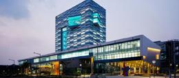 한국감정원 건물 전경사진